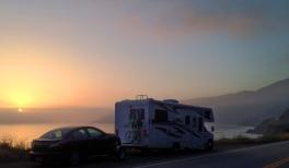 Big Sur is an RVers Dream