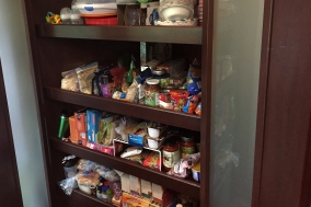 W The RV Pantry is packed and ready to go off the grid..JPG
